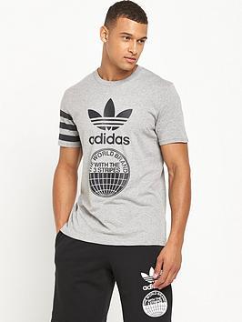 Adidas Originals Street Graph TShirt