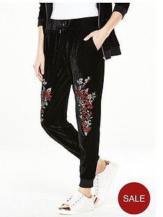 v-by-very-embroidered-velour-jogger