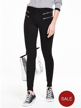 v-by-very-zip-ponte-legging