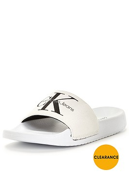 calvin-klein-viggo-slide-white