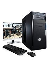 Gaming Academy Elite Intel Core i5 8GB RAM 1TB Hard Drive 23.6in PC Gaming Desktop Bundle Nvidia 2GB Dedicated Graphics GTX 960 2GB