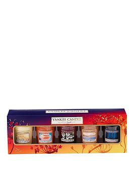 yankee-candle-warm-summer-night-5-piece-votive-set