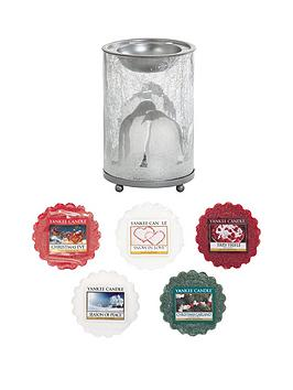 yankee-candle-lsquopenguin-cracklersquo-wax-melt-collection