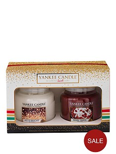yankee-candle-2-classic-medium-jar-christmas-giftset