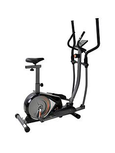 v-fit-mmce-1-manual-magnetic-2-in-1-cycle-elliptical-trainer
