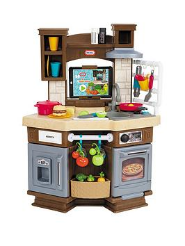 Kids play kitchen shop for cheap products and save online for Cheap childrens kitchen sets