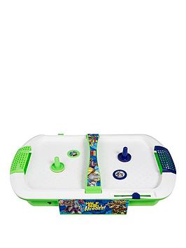 xmyss Teenage Mutant Ninja Turtles TMNT Small Air Hockey Game