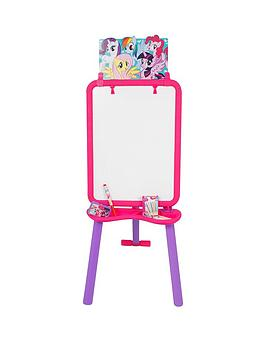 my-little-pony-double-sided-floor-standing-easel