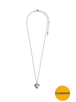 pilgrim-silver-plated-mini-flower-pendant