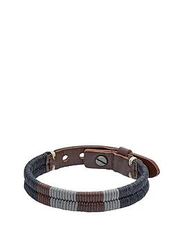 fossil-fossil-vintage-casual-brown-wrap-bracelet