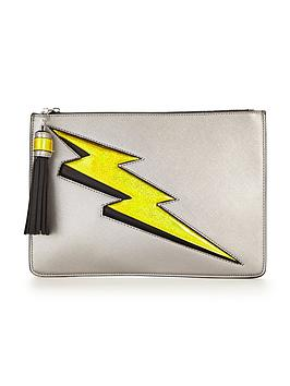 v-by-very-lightening-bolt-clutch