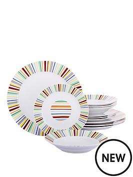 multi-stripe-12-piece-dinner-set