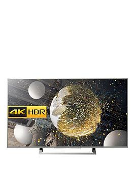 Sony Kd49Xd8077Su 49 Inch 4K Ultra Hd Hdr Android Smart Led Tv  Silver