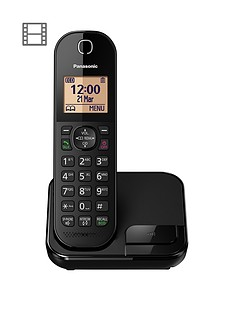panasonic-kx-tgc410ebnbspdigital-cordless-phone-single
