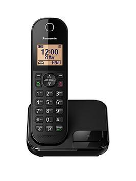 panasonic-kx-tgc410ebnbspdigital-cordless-phone-single