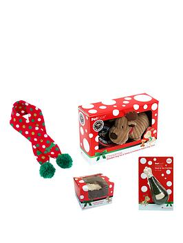 petface-medium-christmas-dog-scarf-toy-amp-treat-bundle