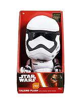 Star Wars Episode VIII: Medium Talking Plush in Gift Box: Stormtrooper