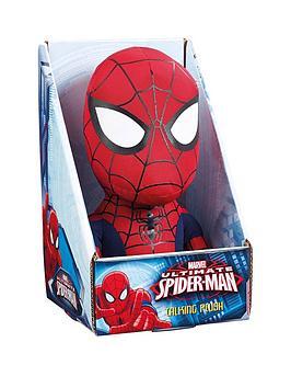 marvel-medium-talking-plush-spiderman