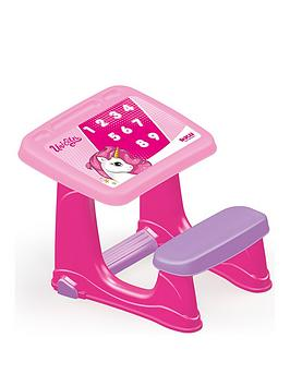 Dolu Dolu Pink Study Desk Picture