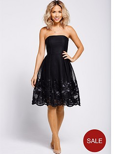 myleene-klass-embroidered-hem-prom-dress-black