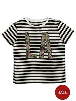 v-by-very-girls-la-camouflage-and-stripe-t-shirt
