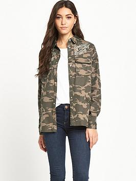 river-island-camo-embroidered-shacket