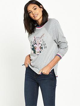 river-island-embellished-print-sweatshirt