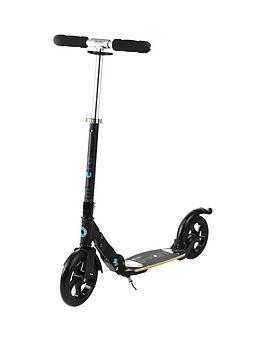 Micro Scooter Flex Deluxe Black