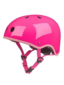 Micro Scooter Micro Safety Helmet Neon Pink Small