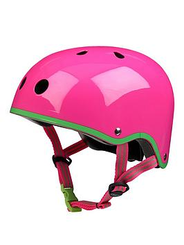 Micro Scooter Micro Safety Helmet Neon Pink Medium