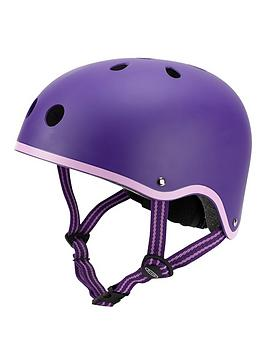 Micro Scooter Micro Safety Helmet Purple Medium