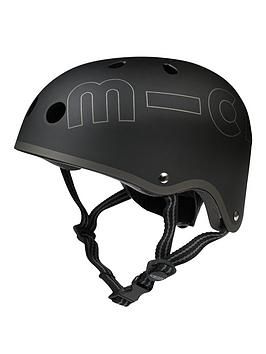 Micro Scooter Micro Safety Helmet Black Small