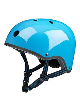Micro Scooter Micro Safety Helmet Neon Blue Small