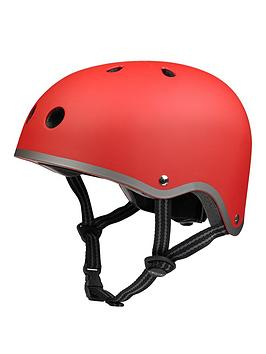 Micro Scooter Micro Safety Helmet Red Medium