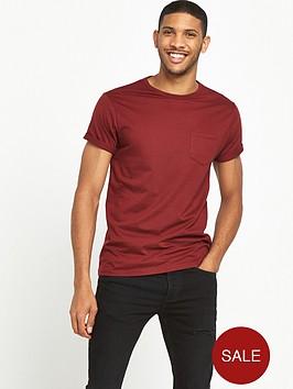 river-island-pocket-roll-sleeve-t-shirt