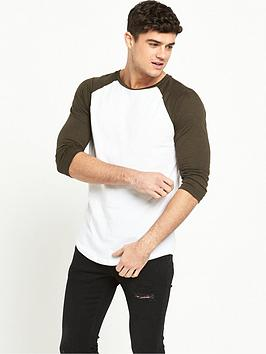 river-island-34-length-sleeve-tshirt