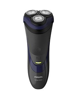 Philips S312006 Shaver Series 3000 Dry Electric Shaver