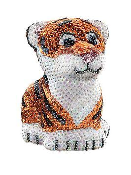3d-sequin-art-tiger