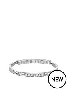 lola-and-grace-lola-amp-grace-silver-tone-plate-crystal-bracelet-made-with-swarovski-elements