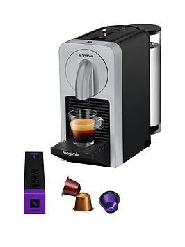 Nespresso Prodigio Coffee Machine By Magimix  Silver