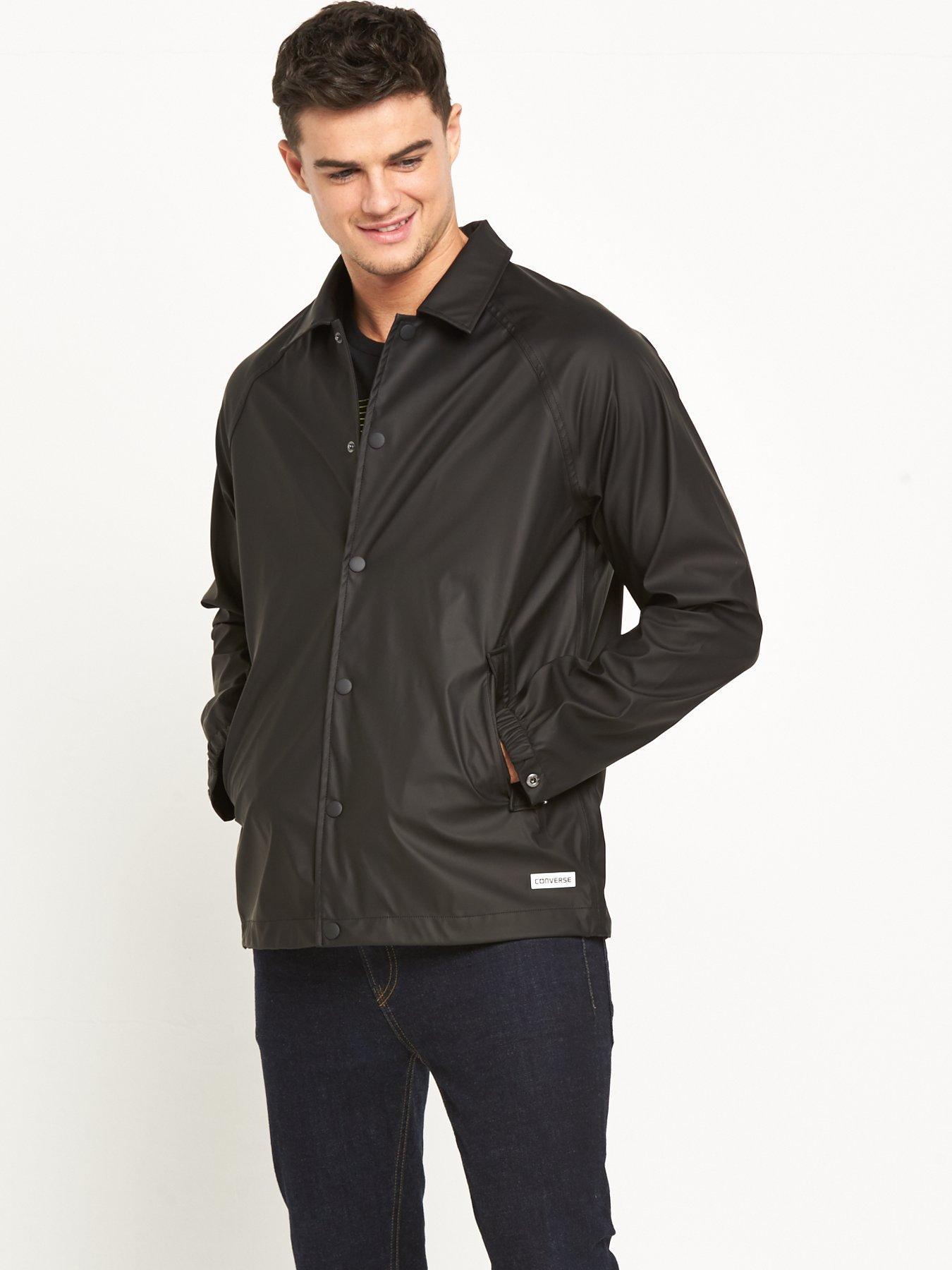 converse coach jacket
