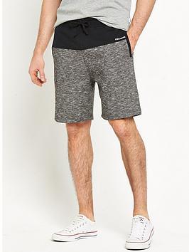 Converse Blocked Marl Shorts