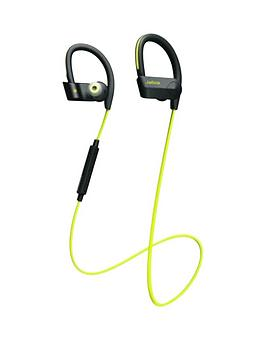 Jabra Sport Pace Wireless InEar Headphones  Yellow