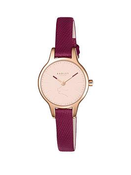 radley-radley-wimbeldon-mini-white-dial-dog-detail-pink-leather-strap-ladies-watch