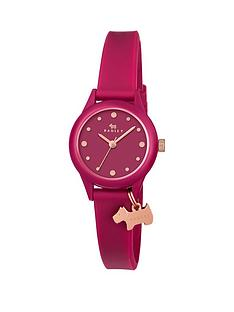 radley-radley-watch-it-pink-dial-pink-silicone-dog-charm-strap-ladies-watch
