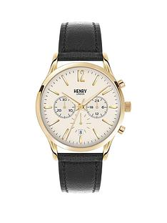henry-london-henry-london-westimister-white-dial-chronograph-gold-tone-case-black-leather-strap-mens-watch