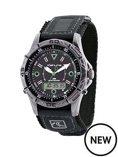 kahuna-kahuna-black-ana-digi-dial-black-fabric-strap-mens-watch