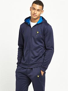 lyle-scott-lyle-amp-scott-sport-hill-fleece-hooded-track-jacket
