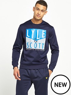 lyle-scott-sport-edwards-graphic-sweatshirt