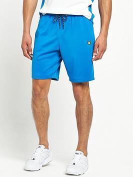 Lyle & Scott Lyle &Amp Scott Sport Charlton Fleece Shorts